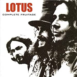 Lotus (30) - Fruitage