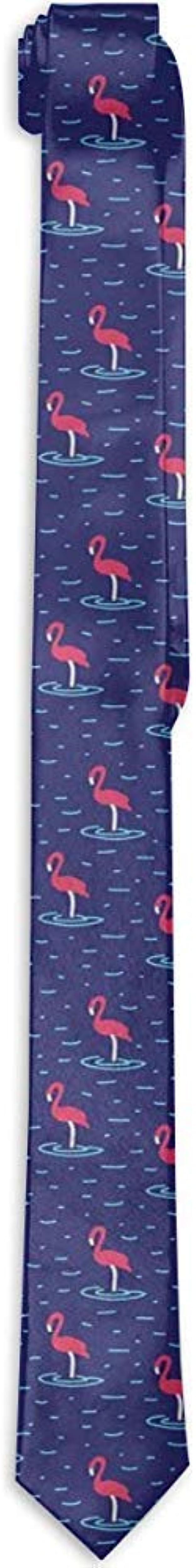 Corbata floral estampada para hombres, diseño de niños dibujados a ...