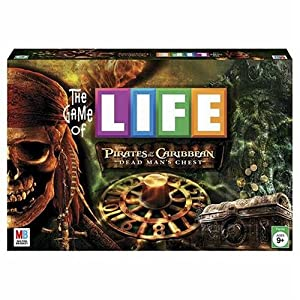 Game of Life - Pirates of the Caribbean Dead Man