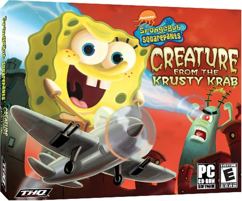 Spongebob Creature From The Krusty Krab - PC