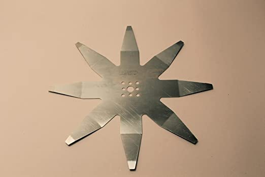 Cuchillo de estrella Ambrogio Robot cortacésped