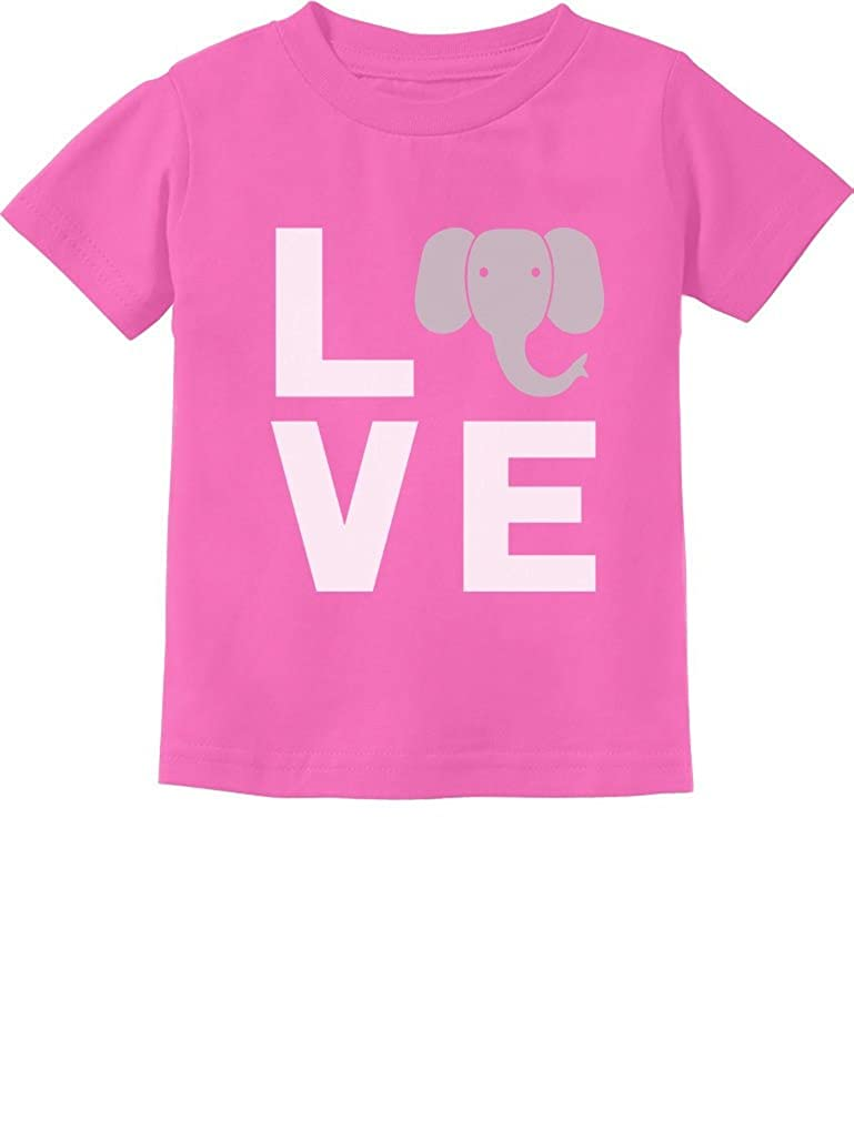 Love Elephants Be Kind to Elephants Toddler Kids T-Shirt TeeStars