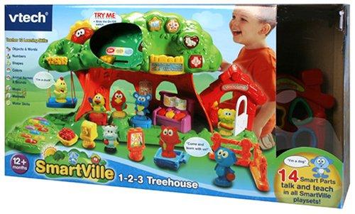 1-2-3 Treehouse - V.Smile SmartVille Imaginative Play