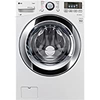 LG 4.5 cu. ft. Ultra-Large Capacity Washer with Steam Technology