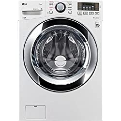 LG WM3670HWA 4.5 Cu. Ft. White Front Load Washer