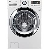 LG WM3670HWA 4.5CuFt White Front Load Washer Deal (Small Image)