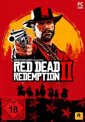 Red Dead Redemption 2 Standard Edition (Code in der Box) - PC [Importación alemana]: Amazon.es: Videojuegos