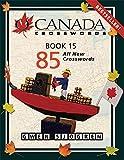 O Canada Crosswords Book 15