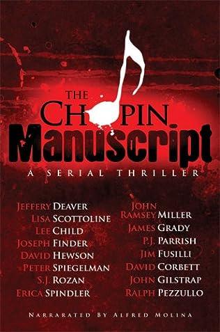 book cover of The Chopin Manuscript