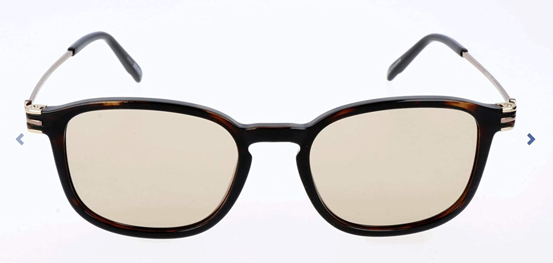 Amazon.com: Montblanc MB698S05252 - Gafas de sol cuadradas ...