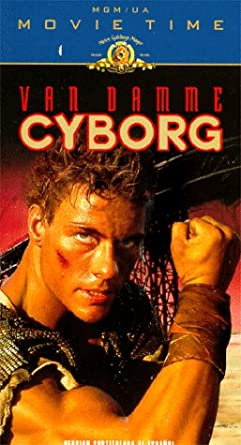 Cyborg [USA] [VHS]: Amazon.es: Jean-Claude Van Damme ...