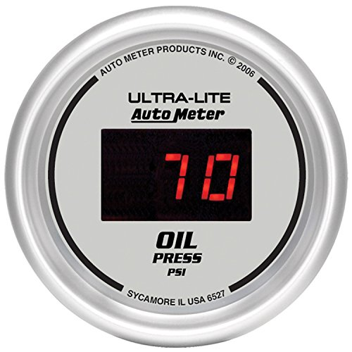 Auto Meter 6527 Ultra-Lite Digital 2-1/16