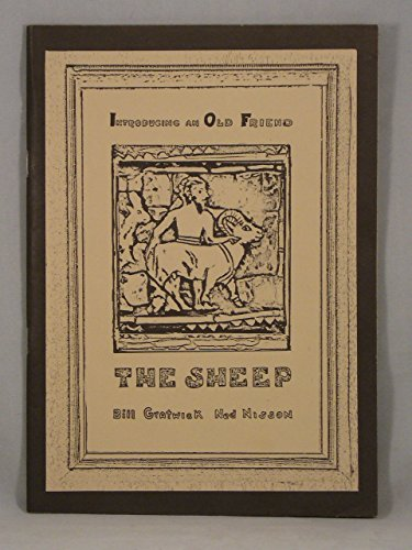 Introducing an old friend, the sheep