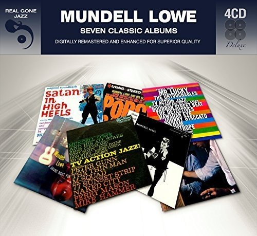 7 Classic Albums / Mundell Lowe
