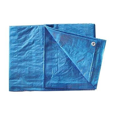 Bon 84-526 10' x 12' Blue Poly Utility Tarp
