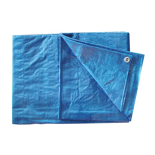 Bon 84-529 20-Foot By 30-Foot Blue Poly Utility Tarp