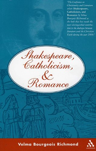 Shakespeare, Catholicism, and Romance