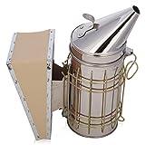 MultiWare Stainless Steel Bee Smoker Beekeeping Smok
