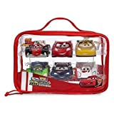 Disney Pixar Cars Bath Toy Set 6 Piece
