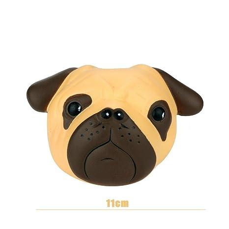 Gelaiken - Llavero elástico de juguete antiestrés para perro ...