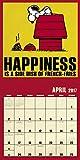 Peanuts Wall Calendar (2017)