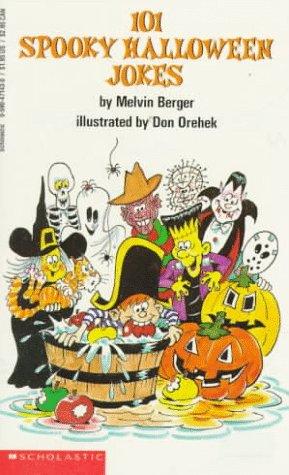 [101 Spooky Halloween Jokes] (Halloween Riddles For Adults)