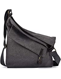 93b42607bf3 Canvas Bag for Women Crossbody Bag Messenger Bag Shoulder Bag Hobo Bag  Unisex