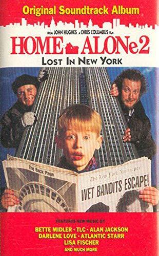 Home Alone 2, Lost in New York - Original Soundtrack Cassette Tape