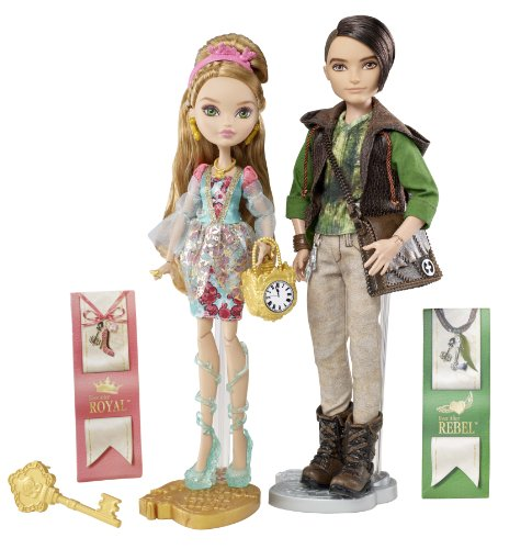 Ever After High Ashlynn Ella and Hunter Huntsman Dolls