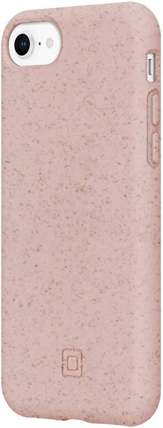 Incipio Organicore Compatible with Apple iPhone SE (2020) & iPhone 8/7/6/6s - Dusty Pink