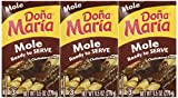 Dona Maria Mole (Pack of 3)