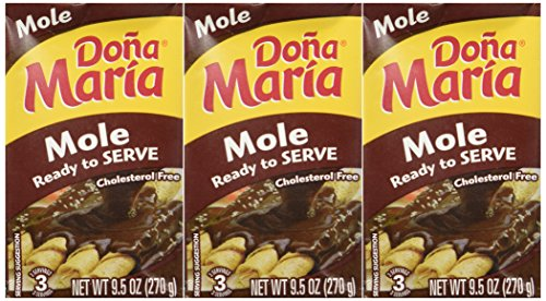 Dona Maria Mole (Pack of 3) ()