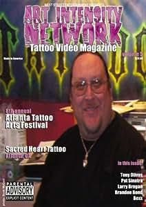 Vol 5 - Art Intensity Network Tattoo DVD