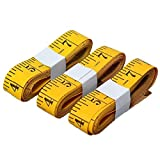 Measuring Tape, GEOTEL 3pcs 300cm/120 Inch