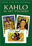 Kahlo: 16 Art Stickers