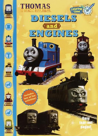 Thomas and the Magic Railroad : Diesels and Engines