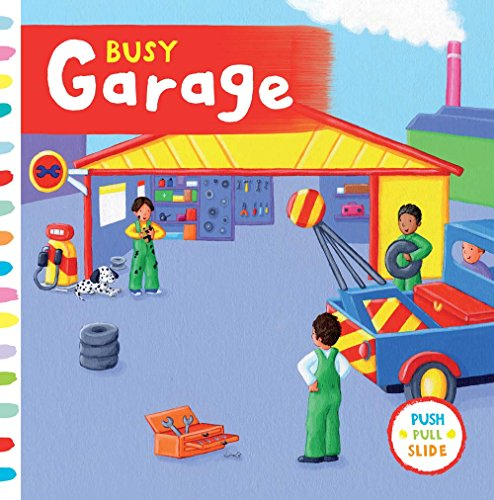 Busy Garage (Busy Books)