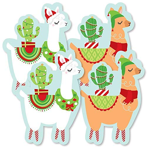 (Fa La Llama - Decorations DIY Christmas and Holiday Party Essentials - Set of)