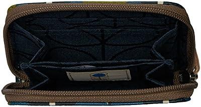 Orla Kiely Love Birds Medium Wallet Wallet