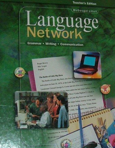 Language Network: Grammar • Writing • Communication - Grade 8 [Teacher's Edition]