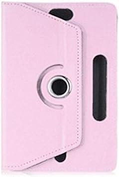 Funda para Tablet PC Universal 360 Grados de rotación 10 Pulgadas Protector de Funda Protectora Rosa: Amazon.es: Hogar