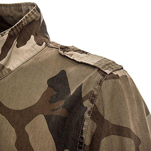 Giubbino Gl100r Gianni Xxl Camouflage Lupo Camouflage qYxCB