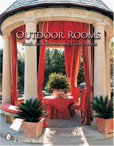 Outdoor Rooms: Ideas for Fresh-Air Kitchens and Living Areas (Outdoor Room Design Ideas)