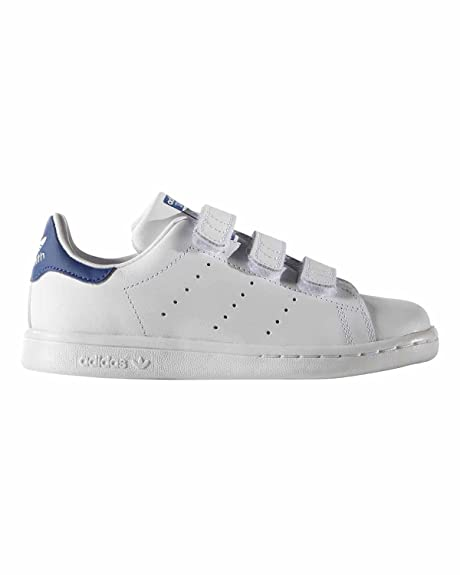 new arrival e2f5a 668f8 adidas Zapatillas NIÃ O Stan Smith CF C 32  Amazon.es  Zapatos y  complementos