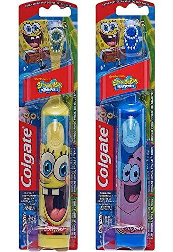 Colgate Sponge Powered Toothbrush Bristles