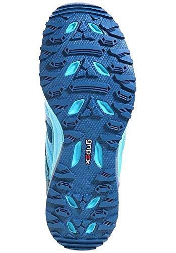 Mammut MTR 201-LL LOW Zapatillas deportivas para Trailrunning Mujeres light pacific-dark pacific
