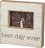 Primitives by Kathy Box Frame - Best Day Ever