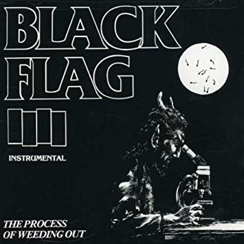 amazon process of weeding out black flag ヘヴィーメタル 音楽
