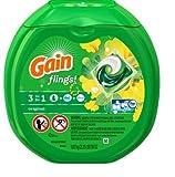 Gain flings! Laundry Detergent Pacs - Original, 42 count