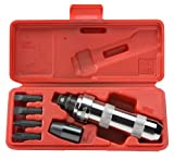 TEKTON 2910 1/2-Inch Drive Manual Hand Impact Driver Set, 7-Piece